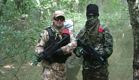 airsoft in brighton stag party activity 1