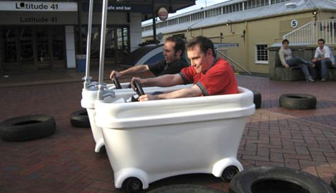 motorised bath tubs