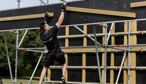ninja warrior assault course
