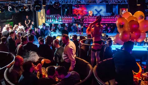 VIP club package - O1ne Club in prague stag party activity 1