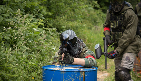 paintball escape package