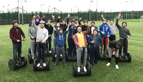 segway polo and games