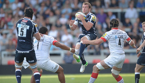 sale sharks rugby experience