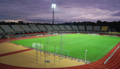 stadium hire in vilnius stag party activity 1