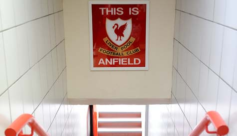 Liverpool Stadium Tour Package