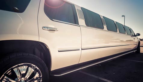 strip limo