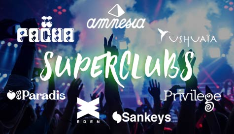 Superclub Entry Ibiza
