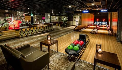 ten pin bowling package