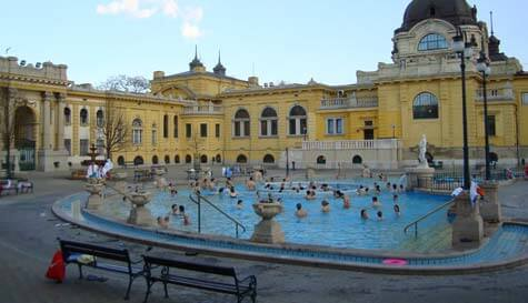 health spa in budapest stag party activity 1