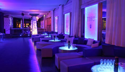 Tibu VIP table