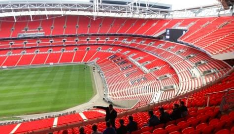 stadium tour in london stag party activity 1