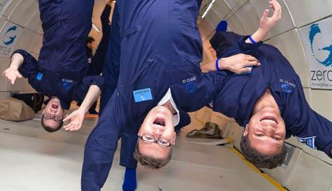Zero Gravity Flight