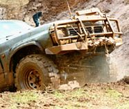 4x4 off road driving London stag activities