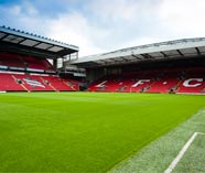 anfield tour in Liverpool