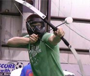 archery tag activity image