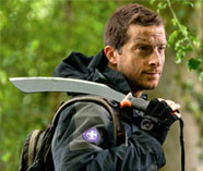 Bear Grylls survival weekend