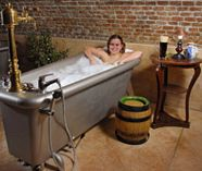 beer spa stag activity image