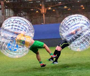 bubblefootball stag activity image