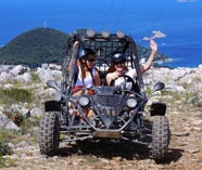 buggy safari for your group stag party