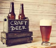craft beer tasting on your stag weekend