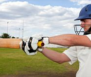 play cricket on your stag weekend party