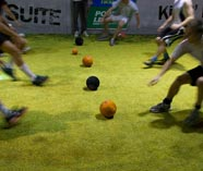 dodgeball for your stag party