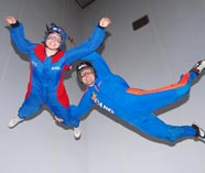 indoor skydiving activity image