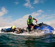 jet ski and coasteering for your stag weekend