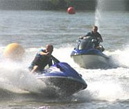 jet skiing in reading for your stag weekend