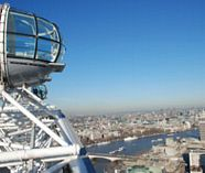 london eye on your stag party