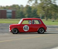 mini racing action for your group stag party