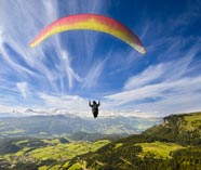 paragliding activity image