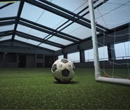 roof top football for your group stag weekend