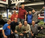 scalextric stag activity image