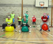 school sports day stag activity image