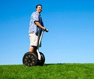 segway racing for your stag weekend party
