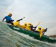 surf rafting for your stag weekend