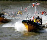 ultimate rib adventure for your stag weekend