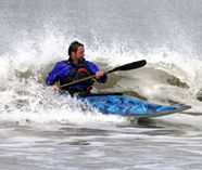 wave skiing for your stag weekend