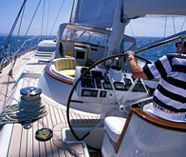 yacht charter on your stag weekend