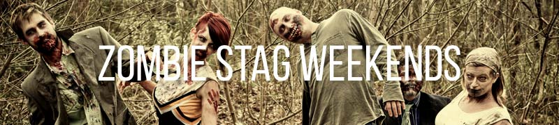 Zombie Stag Weekends