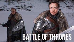 Battle of thrones