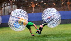 Bubble football add on 1