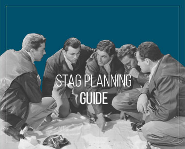 How to plan a stag do