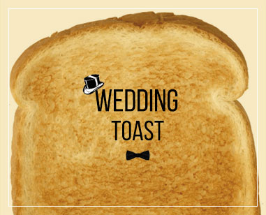 Wedding toast & etiquette