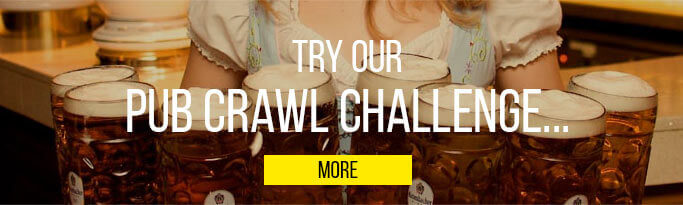 Try our pub crawl challenge