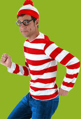 Where's wally stag game