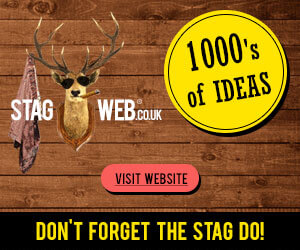 StagWeb stag weekend planners