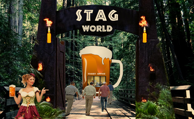 Stagworld World S First Theme Park For Men Stagweb