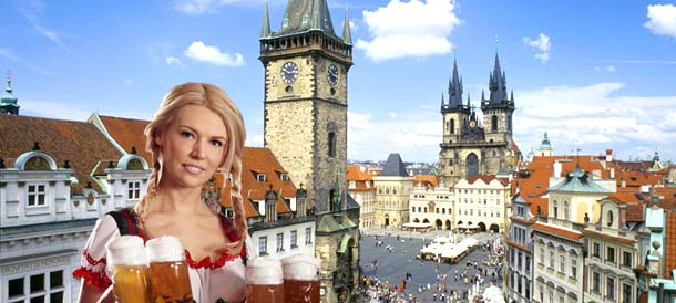 Prague stag weekends image